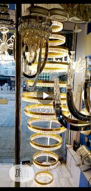 Crystal Italian Classical Chandelier By 1200 Size 11 Rings,Hon Crystal   Home Accessories for sale in Lagos State, Ikoyi