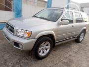 Nissan Pathfinder 2003 LE AWD SUV (3.5L 6cyl 4A) Silver | Cars for sale in Oyo State, Ibadan South West