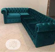 Well Tufted L Shaped Sofa | Furniture for sale in Lagos State, Magodo