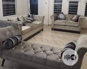 Simps Exquisite 7 Seater Sofa. Available in Your Preferred Colour | Furniture for sale in Lagos State, Magodo