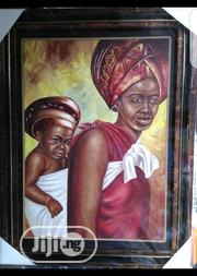 Artwork Frame Mum Back A Baby   Arts & Crafts for sale in Lagos State, Surulere
