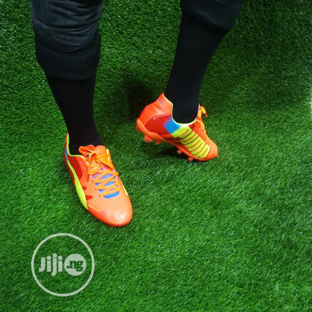 Archive: Quality Puma Football Boot
