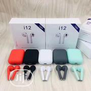 I12 Earbuds | Headphones for sale in Lagos State, Ikeja