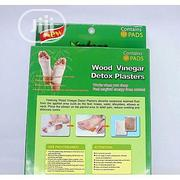 Yeekong Wood Vinegar Detox Plaster | Vitamins & Supplements for sale in Lagos State, Ikotun/Igando