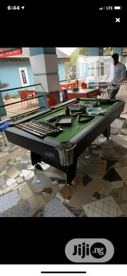 Snooker Table With Complete Accessories | Sports Equipment for sale in Akwa Ibom State, Uyo