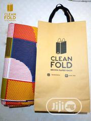 Brown Kraft Paper Bags For Products Packaging   Manufacturing Services for sale in Lagos State, Ikeja