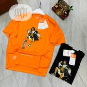 Quality Fabrics Material Men's T-Shirt | Clothing for sale in Lagos State, Lagos Island