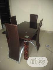 Brand Nwe Quality Dinning Table With 4 Chairs   Furniture for sale in Lagos State, Ojo