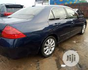 Honda Accord Sedan SE V-6 Automatic 2007 Blue | Cars for sale in Rivers State, Port-Harcourt
