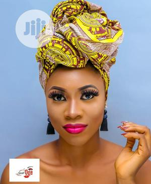 Makeup Services And Gele Artistry