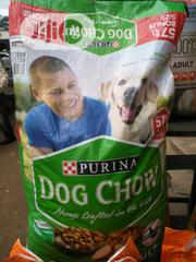 Dog Chow Crunchy | Pet's Accessories for sale in Lagos State, Agege
