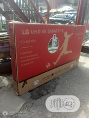 """✓ New LG 75""""Inch 2019 Uhd Smart 4K Definition Internet TV + Wi-fi TV   TV & DVD Equipment for sale in Lagos State, Ikeja"""
