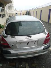 Nissan Almera 2002 Tino Silver | Cars for sale in Lagos State, Ajah