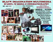 Black Imagination Multimedia School Of Media & Cinematography. | Classes & Courses for sale in Oyo State, Egbeda