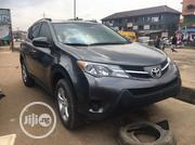 Toyota RAV4 2015 Gray | Cars for sale in Lagos State, Isolo