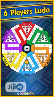 6 Ludo Player | Books & Games for sale in Lagos State, Surulere