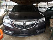 Acura MDX 2016 Gray | Cars for sale in Lagos State, Isolo