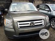 Honda Pilot 2007 Gray | Cars for sale in Lagos State, Isolo