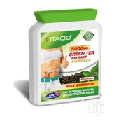 Green Tea Extract Complex 5000mg for Weight Loss | Vitamins & Supplements for sale in Lagos State, Magodo