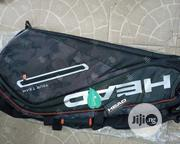 Head 3zipper Bag With Tamoguard | Sports Equipment for sale in Lagos State, Surulere