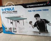 4piece Sportcraft Indoor Table Standard Board | Sports Equipment for sale in Lagos State, Surulere