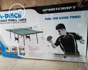 Indoor Table Tennis 4 Piece Standard | Sports Equipment for sale in Lagos State, Surulere