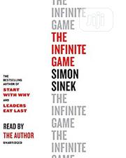 The Infinite Game By Simon Sinek | Books & Games for sale in Lagos State, Oshodi-Isolo