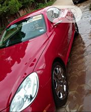 Lexus SC 2003 Cabriolet Red | Cars for sale in Lagos State, Ikeja