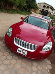 Lexus SC 2003 Cabriolet Red | Cars for sale in Ikeja, Lagos State, Nigeria