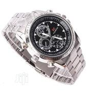 Spy Wrist Watch With Hd Camera | Security & Surveillance for sale in Lagos State, Ikeja