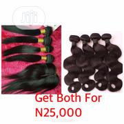 Silky Straight and Body Wave Human Hairs | Hair Beauty for sale in Lagos State, Surulere