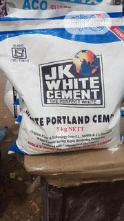 JK White Cement | Building Materials for sale in Lagos State, Orile