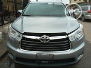 Toyota Highlander 2016 Silver | Cars for sale in Lagos State, Surulere
