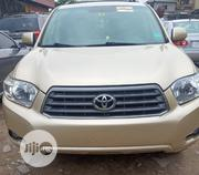 Toyota Highlander 2009 V6 Gold | Cars for sale in Lagos State, Isolo