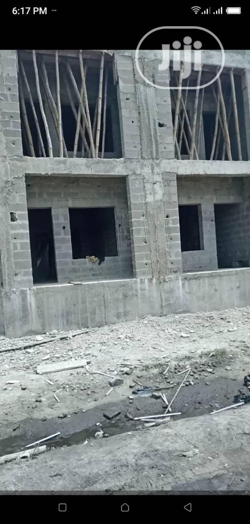 Archive: 2bed Room Flat Apartment Under Construction