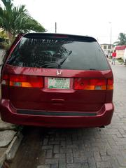 Honda Odyssey 2005 EX Automatic Red | Cars for sale in Lagos State, Surulere