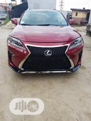 Lexus RX 2011 350 Red | Cars for sale in Lagos State, Lagos Island