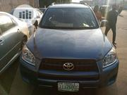 Toyota RAV4 2012 Blue | Cars for sale in Lagos State, Ikeja