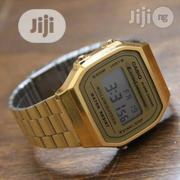 Casio Digital Gold Watch | Watches for sale in Lagos State, Lagos Mainland