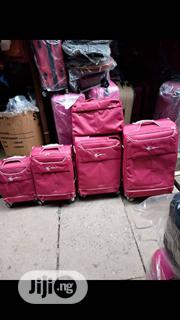 Beautiful Traveling Bag With Trolly 5 In 1 | Bags for sale in Lagos State, Lagos Island