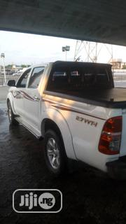 Toyota Hilux 2014 White   Cars for sale in Lagos State, Ajah