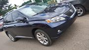 Foreign Used Lexus RX 2010 350 Blue | Cars for sale in Adamawa State, Demsa