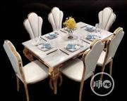 Pure Marble Dinning Set/ Chairs | Furniture for sale in Abuja (FCT) State, Wuse
