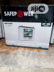200amh Safepower Tubular Battery. | Solar Energy for sale in Lagos State, Ikeja