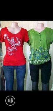 UK First Grade Ladies Top And And Jeans Get Yours Now. | Clothing for sale in Rivers State, Port-Harcourt