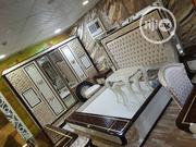 Set Of Bed With Wardrobe | Furniture for sale in Lagos State, Ojo