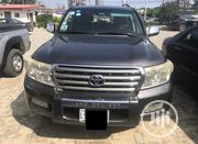 Toyota Land Cruiser 2010 Gray | Cars for sale in Lagos State, Lagos Island