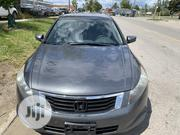Honda Accord 2008 2.4 EX Black   Cars for sale in Rivers State, Port-Harcourt