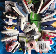 Half Carton of Vulcanize Kids Sneakers | Children's Shoes for sale in Lagos State, Oshodi-Isolo