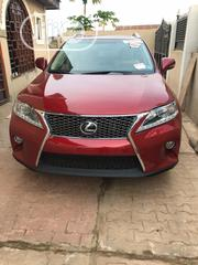 Lexus RX 2013 350 F SPORT AWD Red   Cars for sale in Oyo State, Ibadan South West